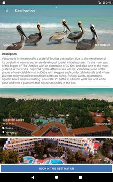 Hoteles Cubanacan screenshot 19