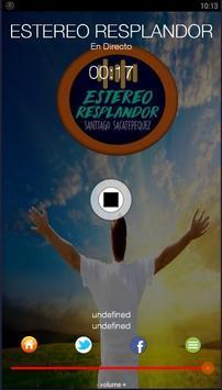 ESTEREO RESPLADOR poster