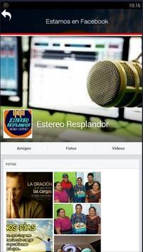 ESTEREO RESPLADOR apk screenshot