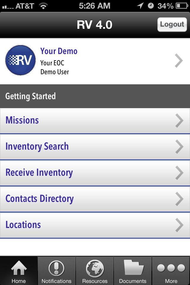 ResponseVision 4.0 Mobile poster
