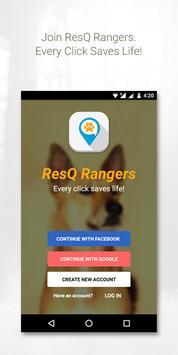 ResQ Rangers poster