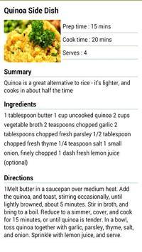 Salad Easy Recipes Tasty screenshot 1
