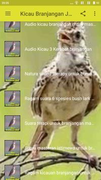 Kicau Branjangan Jawa screenshot 3