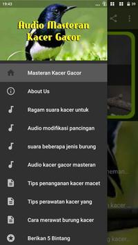 Masteran Kacer Gacor screenshot 1