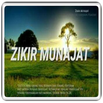 Zikir Munajat Dan Doa poster