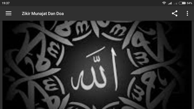Zikir Munajat Dan Doa screenshot 3