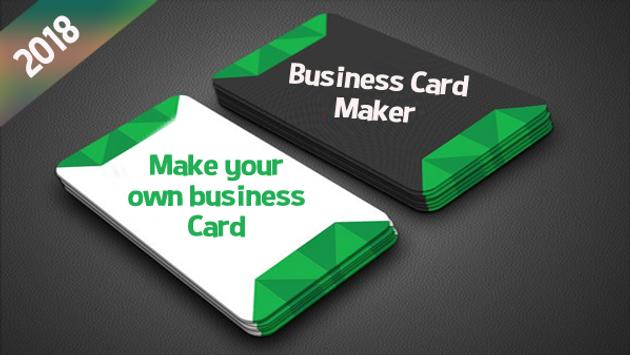 Business card maker 2018 apk baixar grtis corporativo aplicativo business card maker 2018 cartaz reheart Gallery