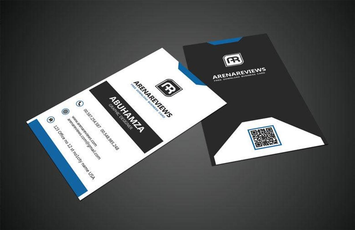 Business card creator apk download free business app for android business card creator apk screenshot colourmoves