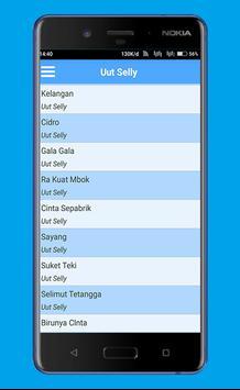 Goyang Dangdut Hot Uut Selly Lengkap apk screenshot