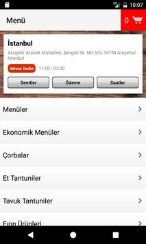 Arat Mersin Tantuni screenshot 1