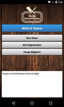 Boğa Steakhouse poster