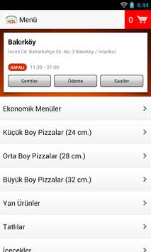 Capua Pizza apk screenshot