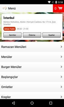 Fesleğen Cafe apk screenshot