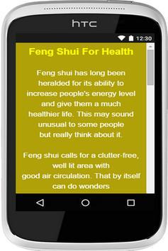 Feng Shui screenshot 2