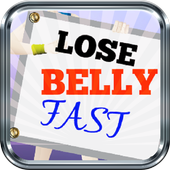 Lose Belly Fast icon