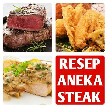 Assorted Recipe Chicken Steak poster