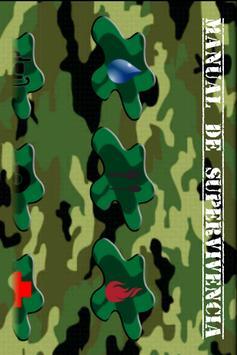 Manual de supervivencia Poster