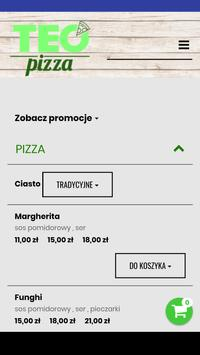 Teo Pizza poster