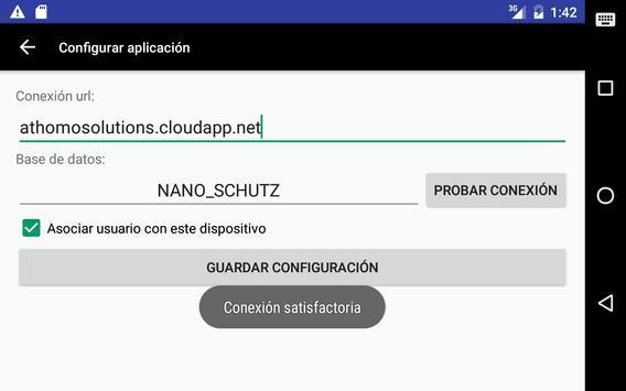 Nano Schutz Movil apk screenshot