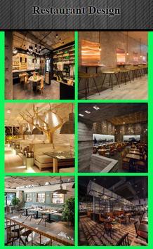Restaurant Design screenshot 1