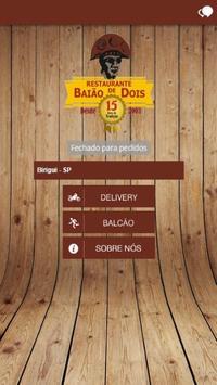 Restaurante Baião de Dois poster