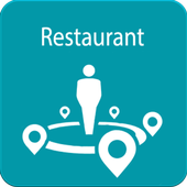 Nearby Near Me Restaurant icon