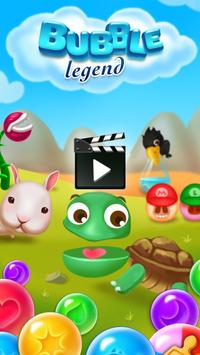 Bubble Shooter - Bubble Monster poster