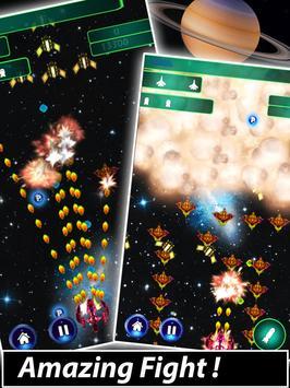 Space Strike: Space Invaders, 80s Retro Arcade screenshot 1