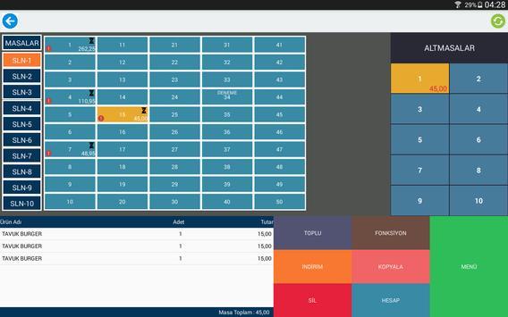 RestoPAD screenshot 2