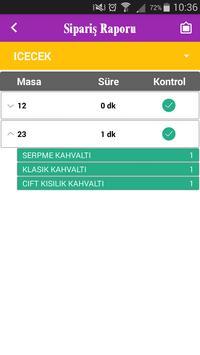 RestoORDER screenshot 1