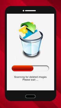 Recover Deleted Photos : Scan Files Restore Data screenshot 3