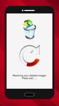 Recover Deleted Photos : Scan Files Restore Data screenshot 5