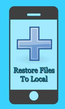 Restore Deleted Contacts Guide screenshot 1