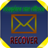 recover sms messages icon