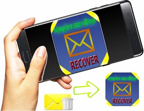 recover sms messages poster