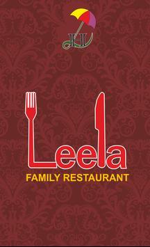 Leela Family Resturant poster