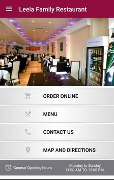 Leela Family Resturant apk screenshot