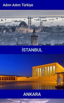Adım Adım Türkiye poster