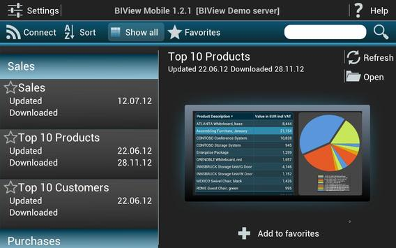 BIView Mobile poster