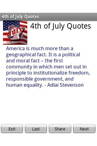 4th of July Quotes for Android - APK Download