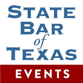 State Bar of Texas Events icon