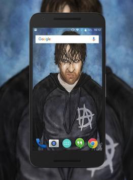 Dean Ambrose Wallpapers HD screenshot 6