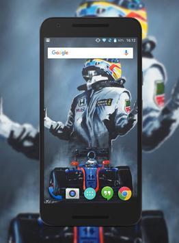 Fernando Alonso Wallpapers HD apk screenshot