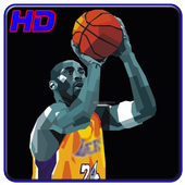 Kobe Bryant Wallpapers HD icon
