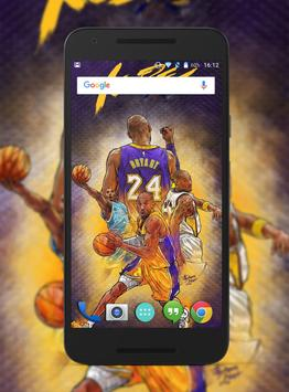 Kobe Bryant Wallpapers HD screenshot 1