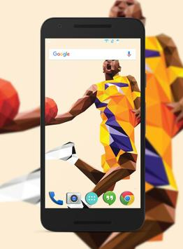Kobe Bryant Wallpapers HD screenshot 5