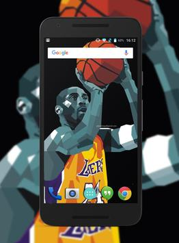 Kobe Bryant Wallpapers HD screenshot 6