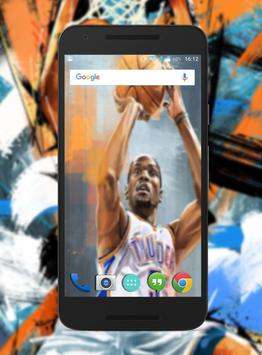 Kevin Durant Wallpapers HD screenshot 1