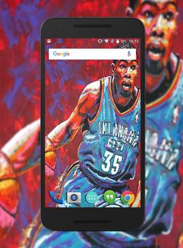 Kevin Durant Wallpapers HD screenshot 2