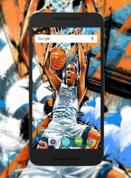 Kevin Durant Wallpapers HD screenshot 3